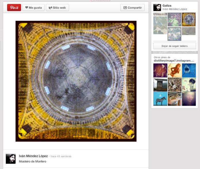 Renovación de Pinterest
